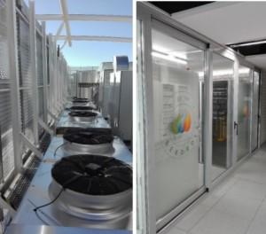 sala CPD laboratorio Telecomunicaciones SmartGrid Iberdrola