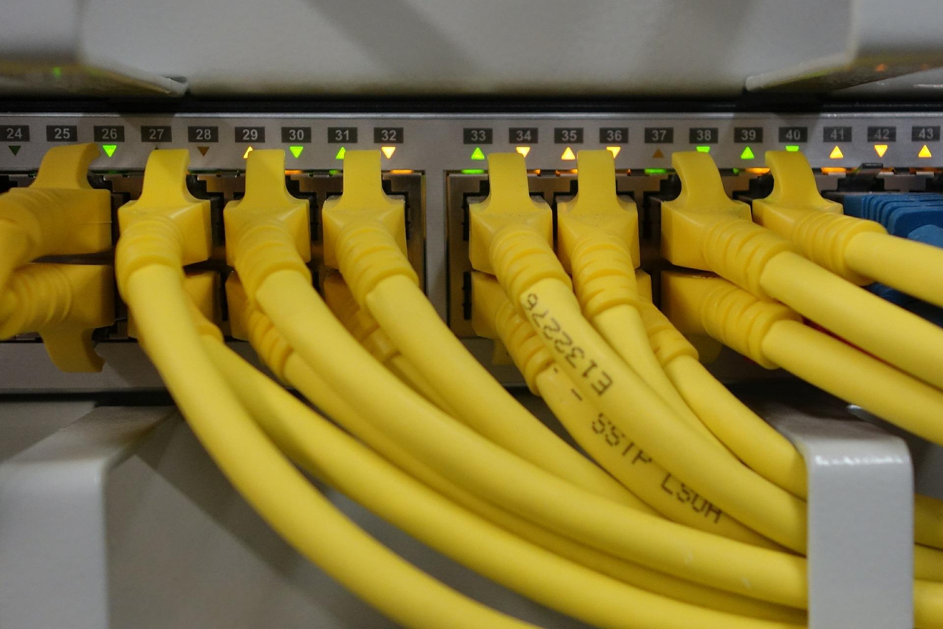 cableado estructurado data center con sistemas categoria 8