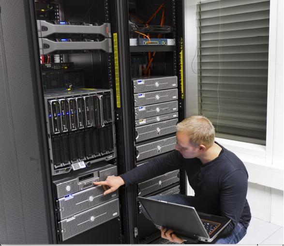 Mantenimiento en Centro de datos