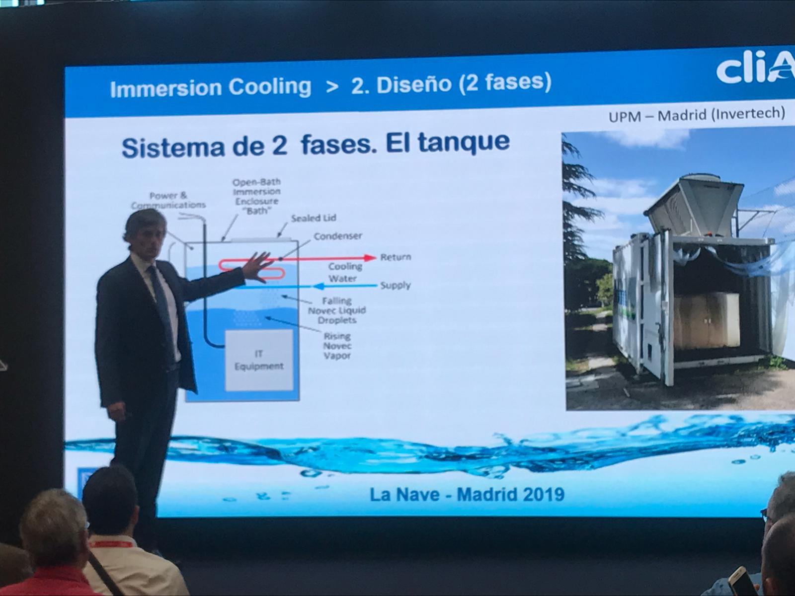Refrigeración Líquida Data Centers