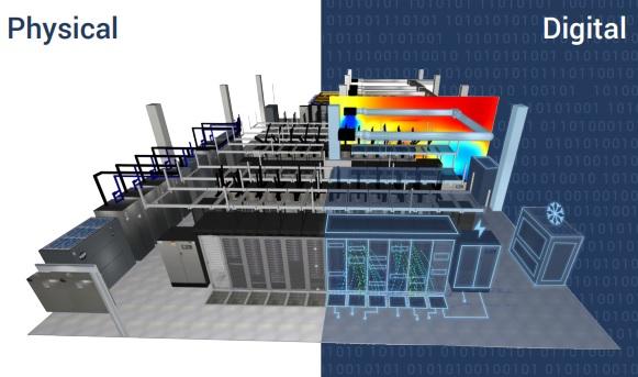 Gemelo digital beneficios para el data center
