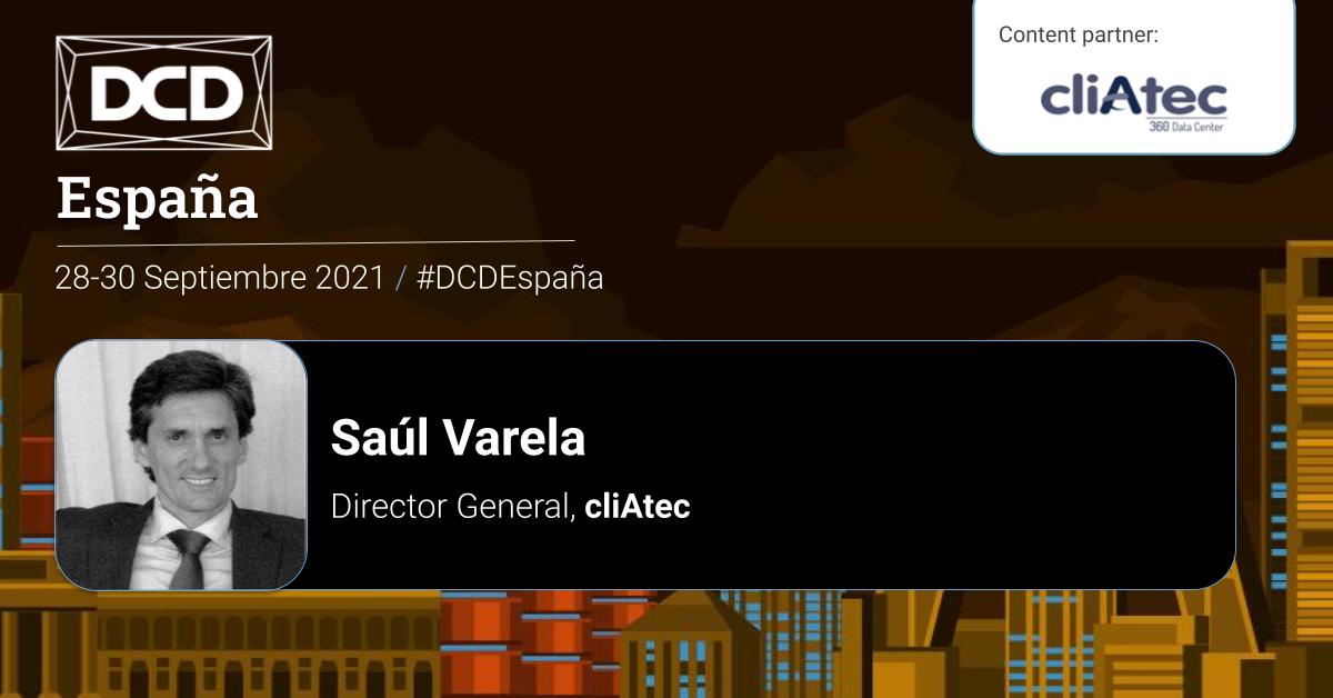 Saul Varela panelista en DCD